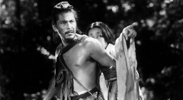Rashomon (1950)- 25 Movies Every Photographer / Cinematographer Must See