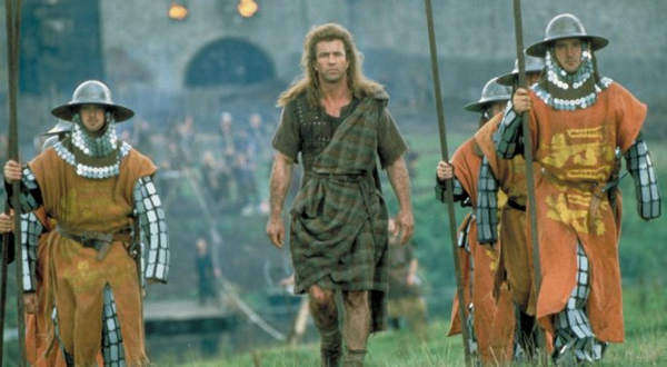 Braveheart (1995) - 25 Movies Every Photographer / Cinematographer Must See