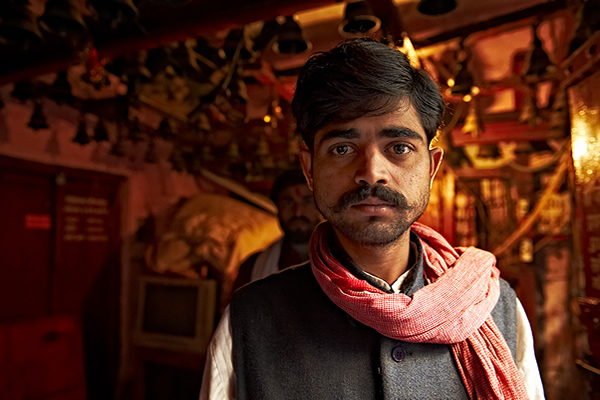 Interview with Street Photographer Prateek Dubey