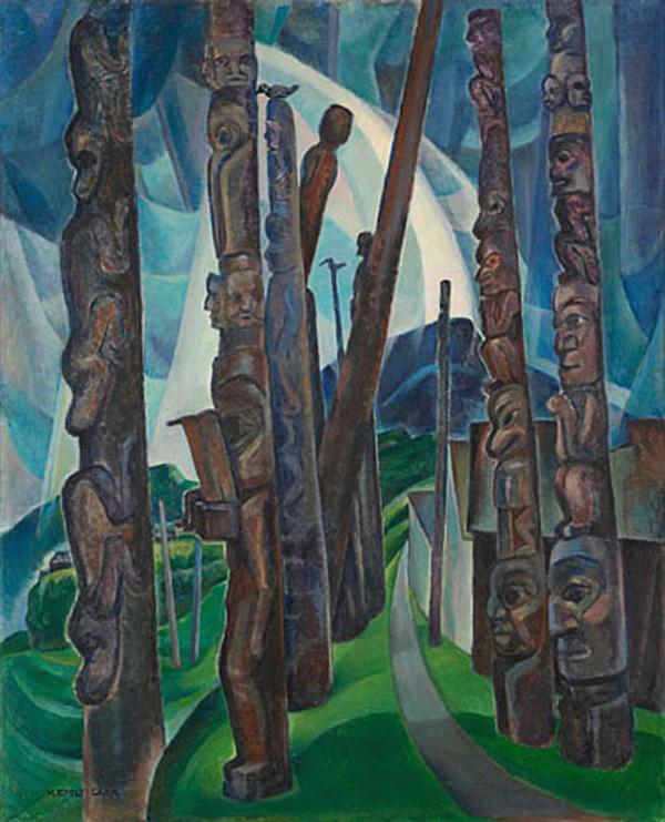 Kitwancool by Emily Carr