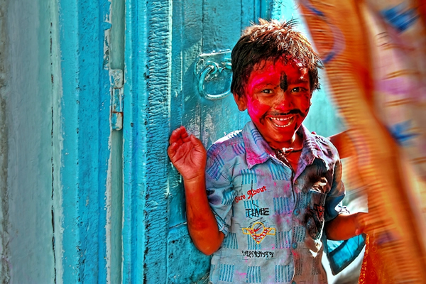 25 Best Entries of Joy of Smiling Photo Contest