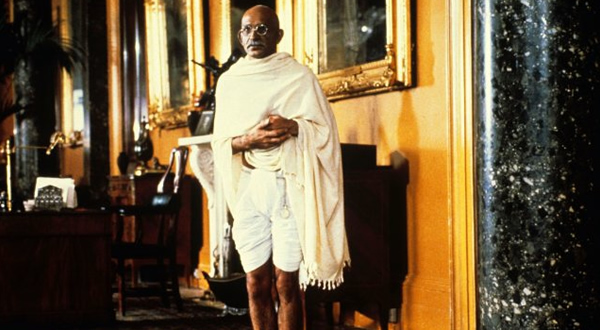 Gandhi (1982) - 25 Movies Every Photographer / Cinematographer Must See