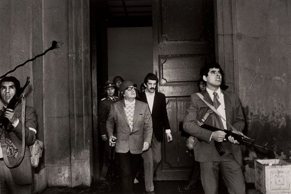 Allende's Last Stand
