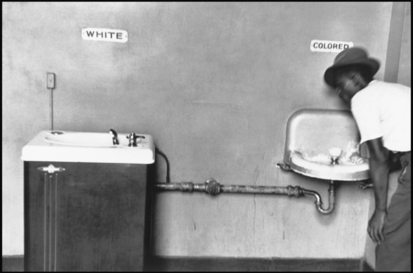 White Colored by Elliott Erwitt
