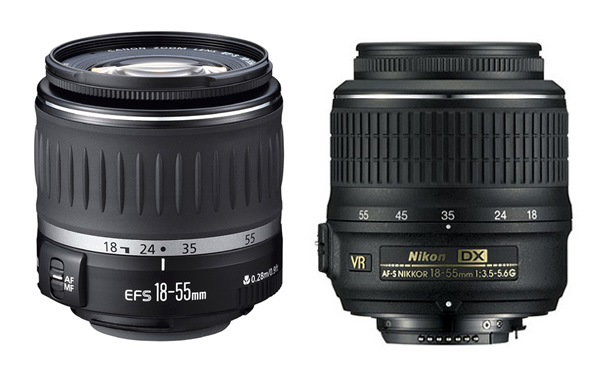 An Overview about 18-55mm Kit Lens