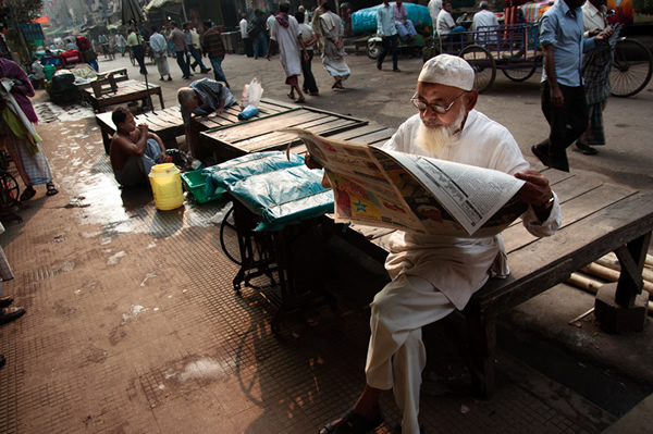 Satyaki Basu - The Best Indian Street Photographers