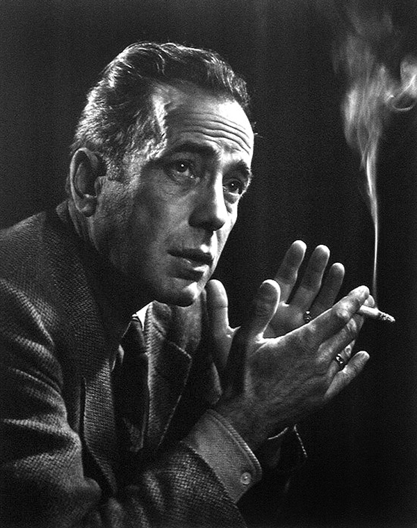 Humphrey Bogart - Portraits by Yousuf Karsh
