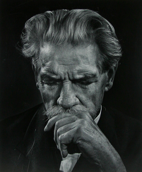 Albert Schweitzer  - Portraits by Yousuf Karsh