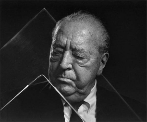 Ludwig Mies van der Rohe - Portraits by Yousuf Karsh