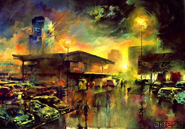 30 inspirational examples of traditional paintings 121clicks com
