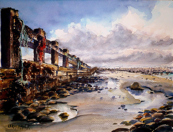 Signs of a Trawlerman - 30 Inspirational Examples of Traditional Paintings