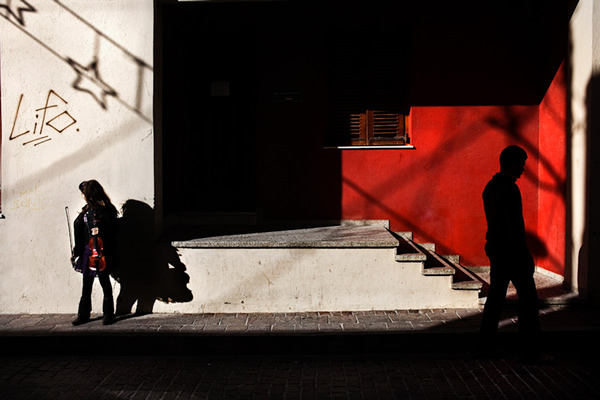 Lukas Vasilikos - The Best Street Photographer Portfolios for Inspiration