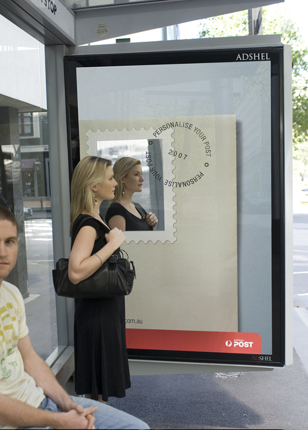 Australia Post:Peronalise your post