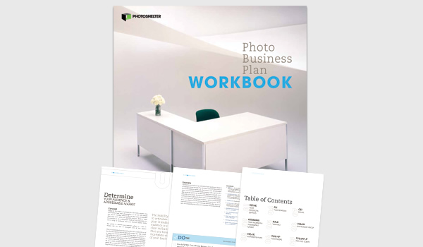 2012 Photo Business Plan Workbook
