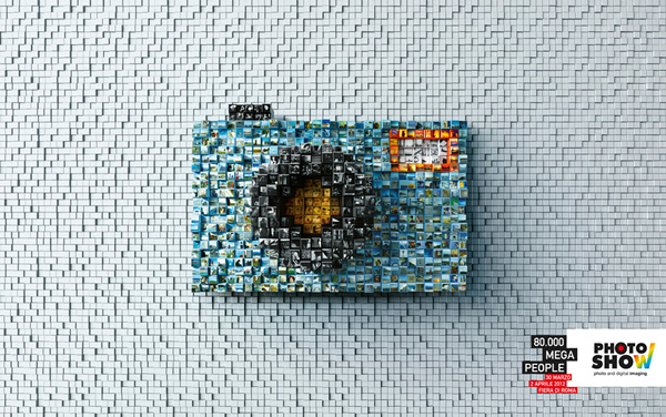 Photoshow: Pixel made camera