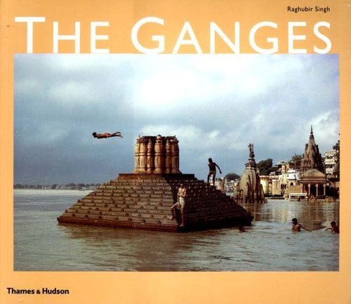 The Ganges by Raghubir Singh