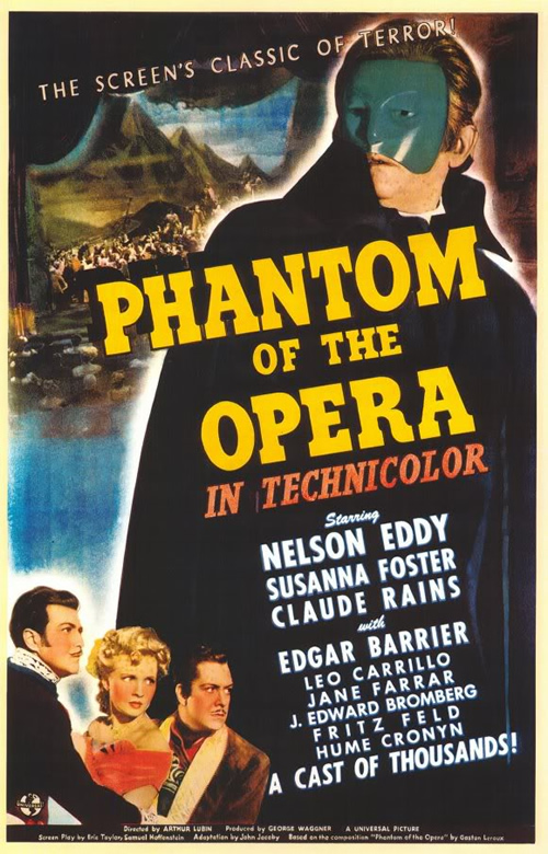 Phantom of the Opera (1943)