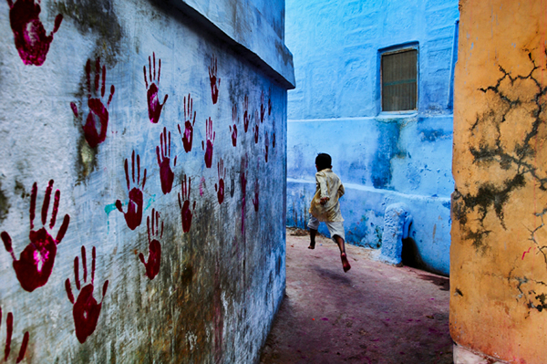 Interview with Steve McCurry by Oded Wagenstein Photography