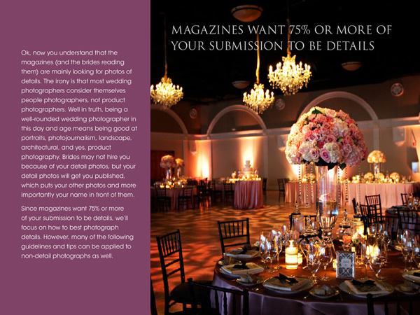 Want To Learn How We Got Published In Over 70 Wedding Magazines?
