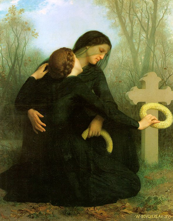 All Saints Day, 1859