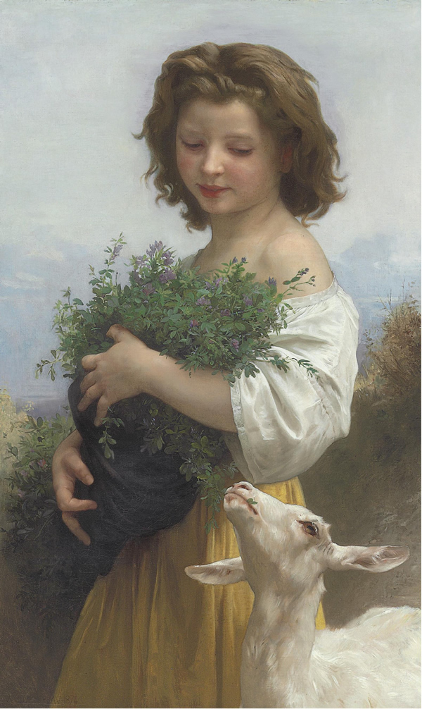 Little Esmeralda, 1874