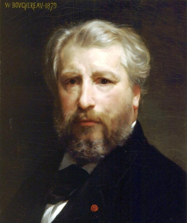 Self-Portrait - William-Adolphe Bouguereau