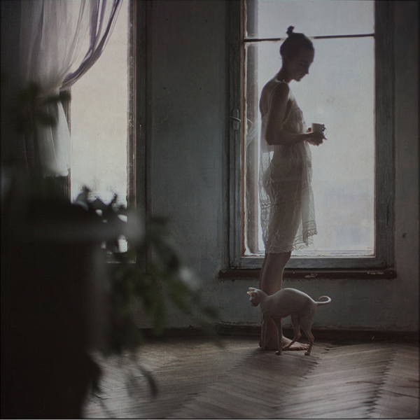 Anka Zhuravleva - Fine Art Portrait Photographer