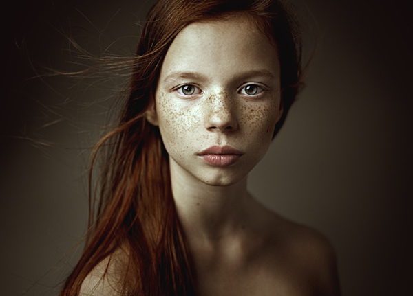 Dmitry Ageev - Fine Art Portrait Photographer