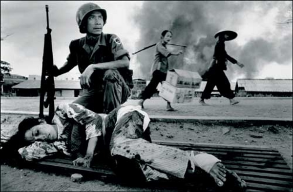 Vietnam – The Battle for Saigon by Philip Jones Griffiths