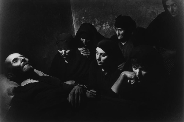 Wake of Juan Carra Trujillo by W. Eugene Smith
