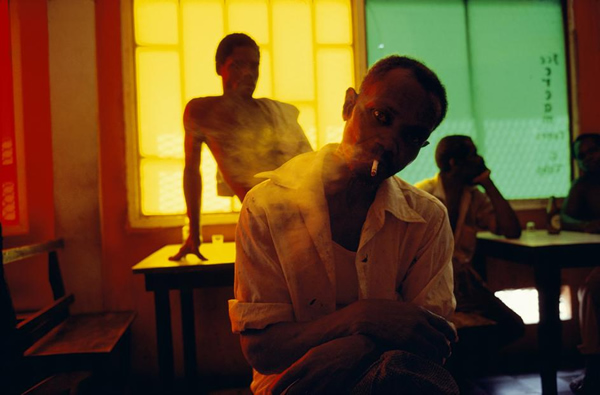 Gouyave Bar by Alex Webb