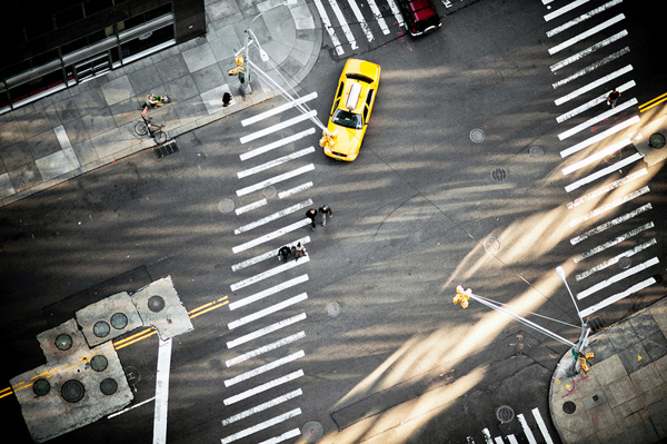 Intersection | New York City by Navid Baraty