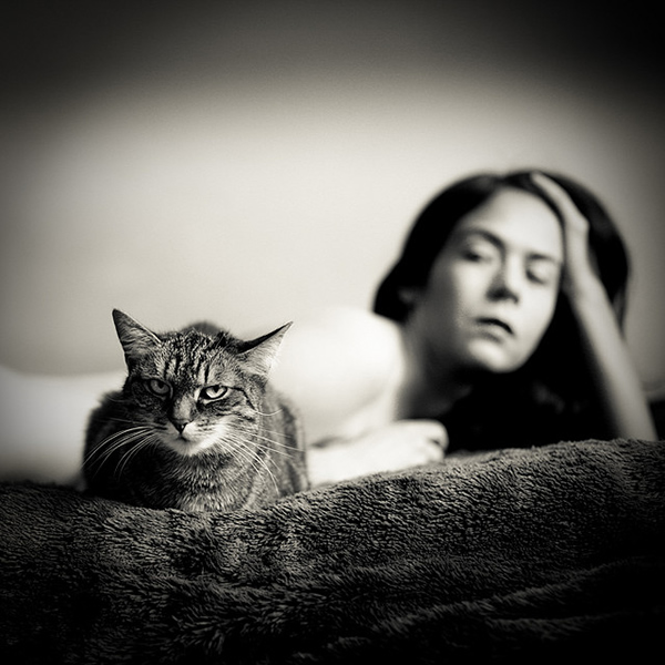 Portrait Photography by Gosia Janik