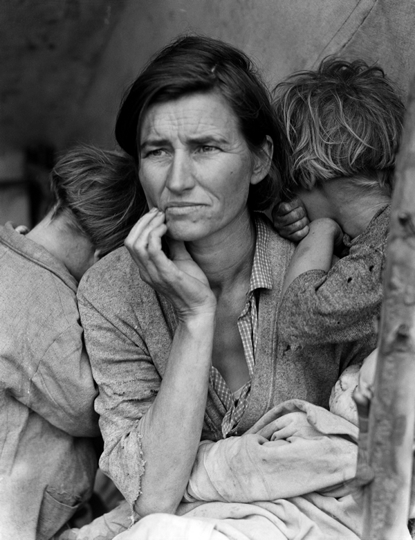 An Interview with Dorothea Lange by Archives of American Art