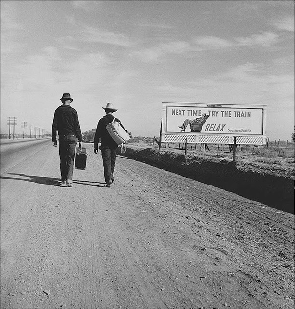 A Photo Essay on the Great Depression by Dorothea Lange