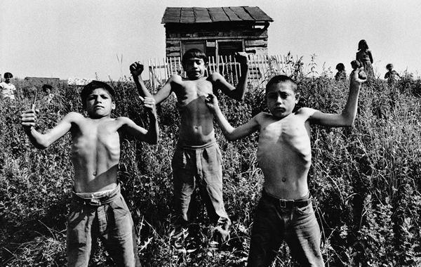 Gypsies by Josef Koudelka