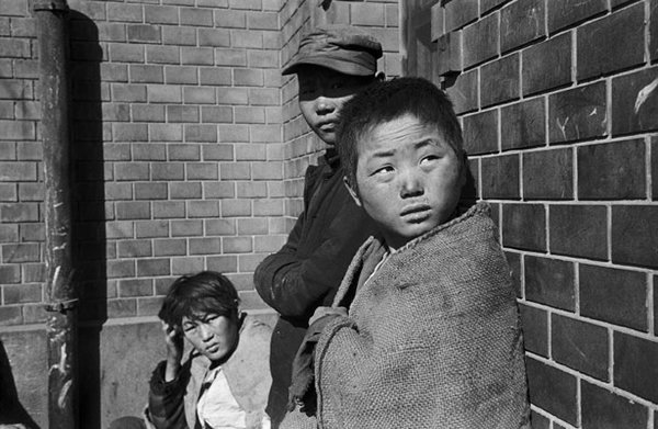 The Korean War by Werner Bischof