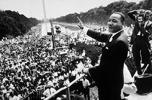 the dreams of martin luther king for the future of the united states in barack obamas speech during  In his december 15, 1956 speech, king martin luther king jr shared his dream with america about the united states.