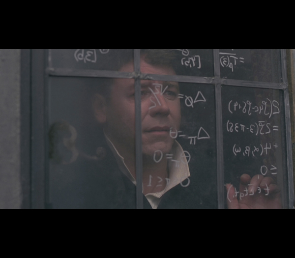 Scene from A Beautiful Mind