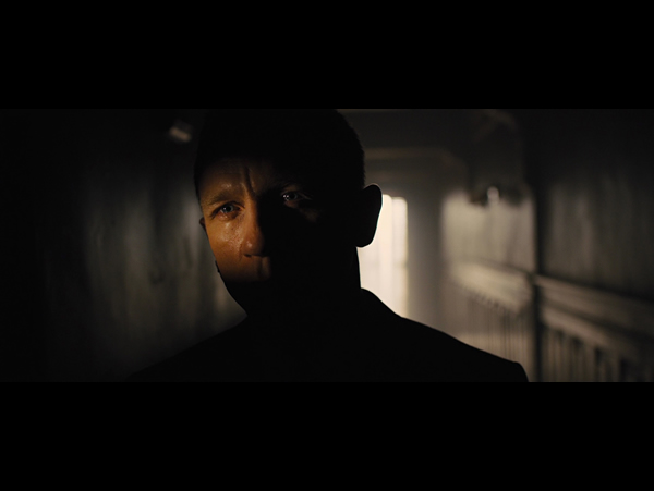 A Scene from Sky Fall
