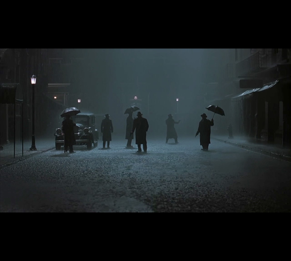 A Scene from Road to Perdition