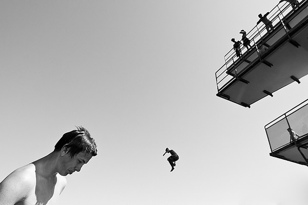 Peter Levi  - The Best Street Photographers