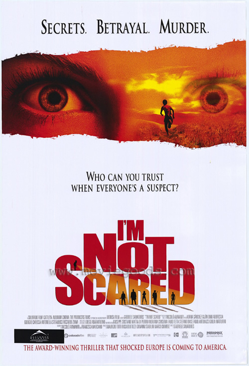 I'm Not Scared (2003)