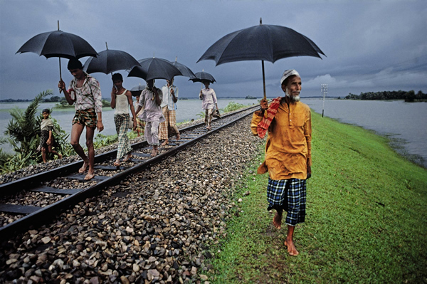 Monsoon by Steve McCurry