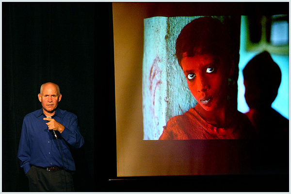 Steve McCurry - Inspiration from Masters of Photography