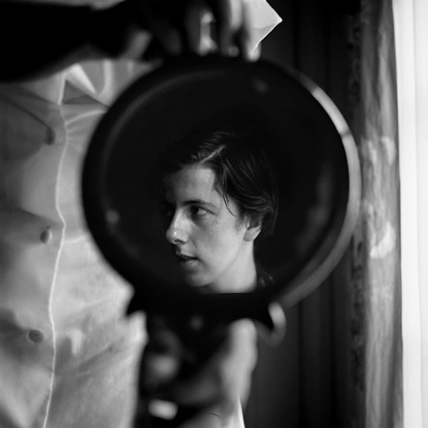 Self Portraits by Vivian Maier