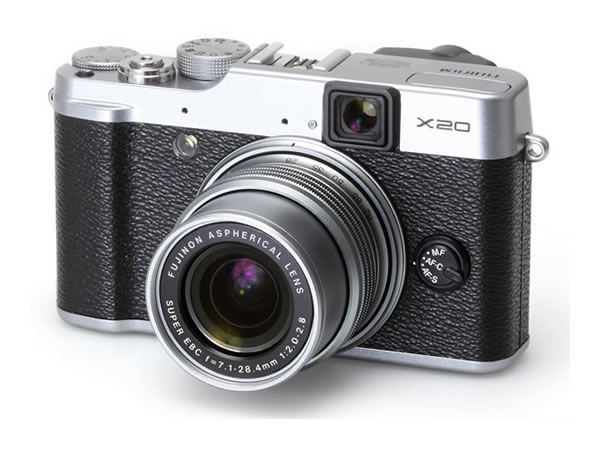 Fujifilm X20 12 MP Digital Camera