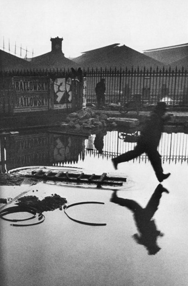 The Decisive Moment by Henri Cartier Bresson
