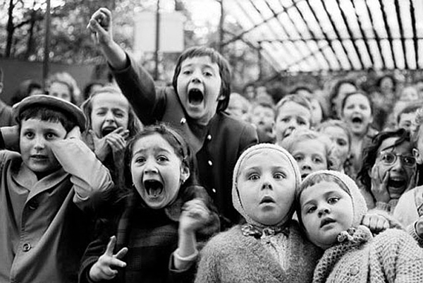 Alfred Eisenstaedt - Inspiration from Masters of Photography