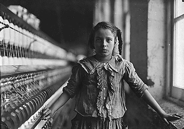 Child Labor in America 1908-1912 by Lewis W. Hine